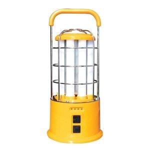 Rechargeable LED Work Light 10 Watt 1000 Lumens Magnetic Base