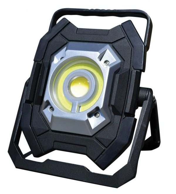 Rechargeable LED Work Light 20 Watt 1800 Lumens