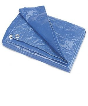 Multiple Use Blue Tarp - 20' x 20'