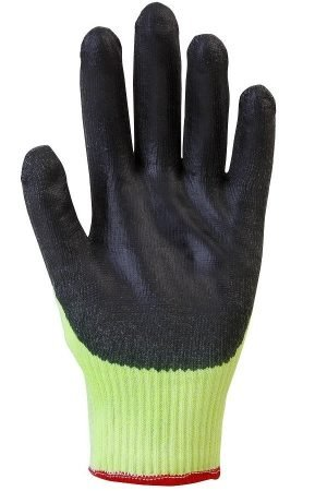 Honeywell Perfect Fit™ A6 Cut-Resistant Yellow on Black Size Large Touchscreen Capable Gloves