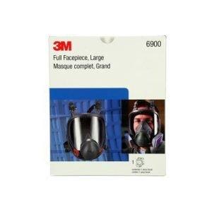 3M Full Facepiece Reusable Respirator 6900 Large