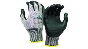 Pyramex Corxcel Glove GL602C3 Series Light Grey Back & Black Palm