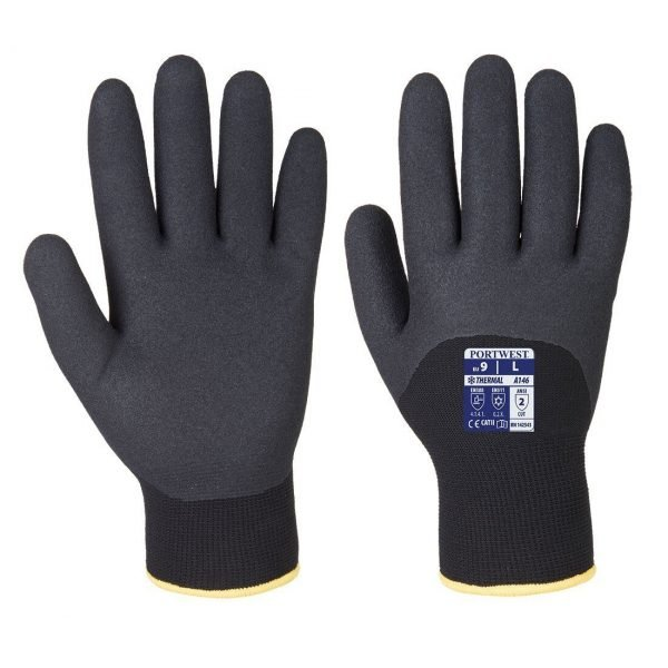 JSP Arctic Winter Glove Black