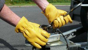 JSP Classic Driver Glove Tan