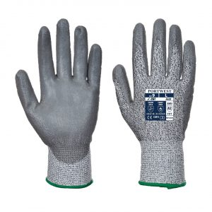 JSP Level 2 Cut Resistant Gloves Grey