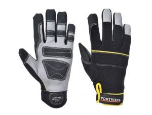 JSP High Performance Glove Black