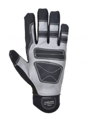 JSP High Performance Glove Black