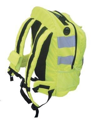 JSP Hi-Vis Rucksack Yellow