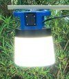 LED Work-Light 120V Blue Casing