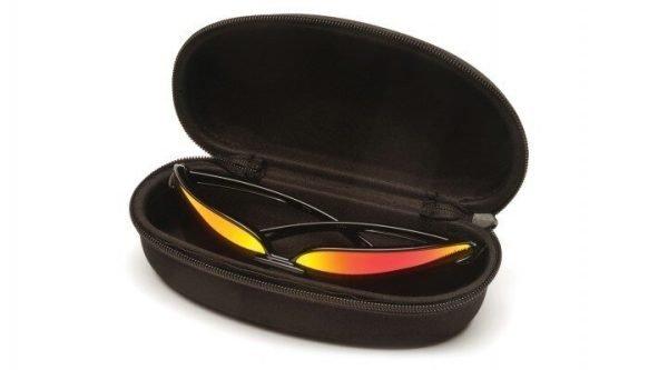 Pyramex Safety Glasses Hard Case