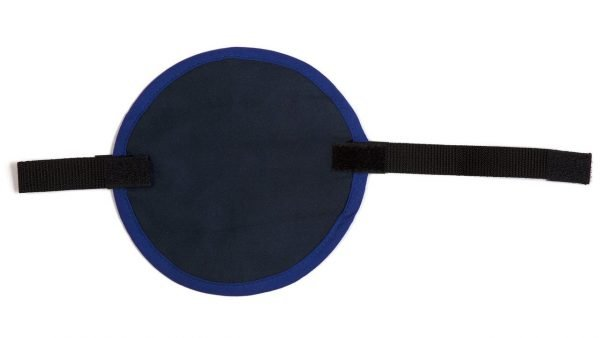Hard Hat Cooling Pad Black & Blue