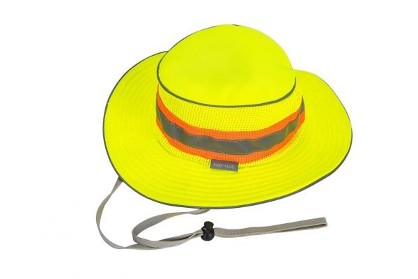 JSP Hi-Vis Ranger Hat Yellow L / XL