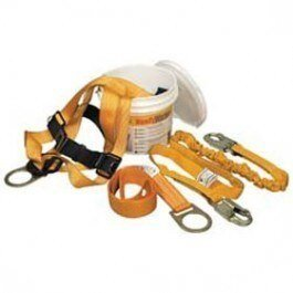 Honeywell Miller Titan Ready Worker Fall Protection Kit Universal Size