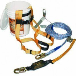 Honeywell Miller Titan 50' Roofing Fall Protection Kit