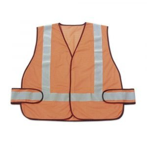 Honeywell Daytime Safety Vest Orange