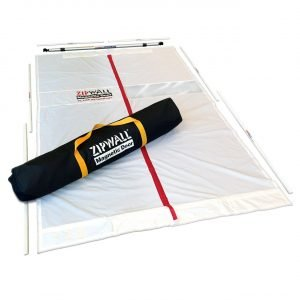 ZipWall Magnetic Dust Barrier Door - MDK