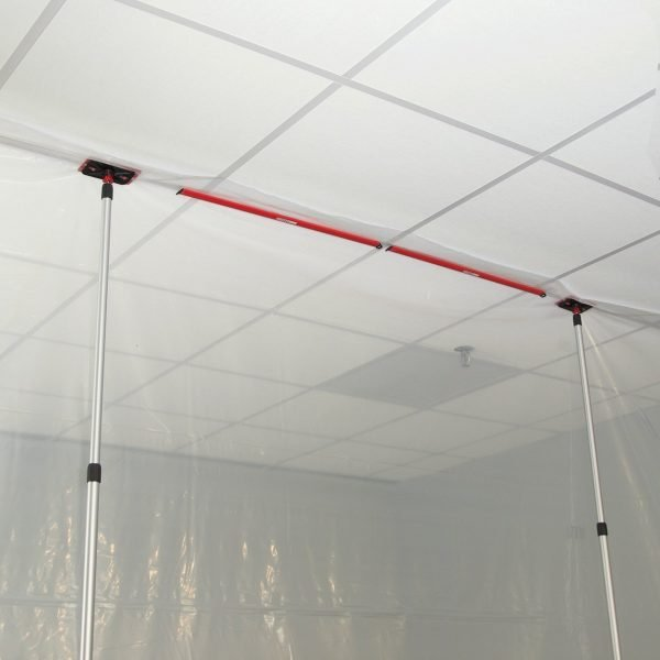 ZIPWALL MagStrip Dust Barrier Fastener