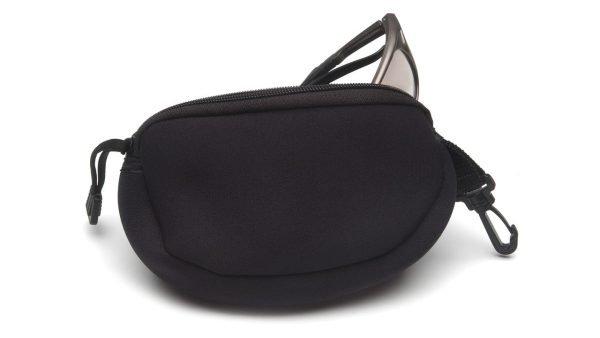 Pyramex Safety Glasses Zippered Neoprene Case