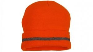 Pyramex Hi-Vis Reflective Beanie Orange