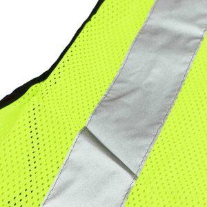 Honeywell Night Time Safety Vest Yellow