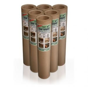 """Ram Board Home Edition 36""""x 50' Temporary Floor Protection (1 Roll)"""