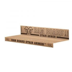 "Pro Pack Ram Board 34"" x 19"" Stair Armor (24 Stair Protectors)"