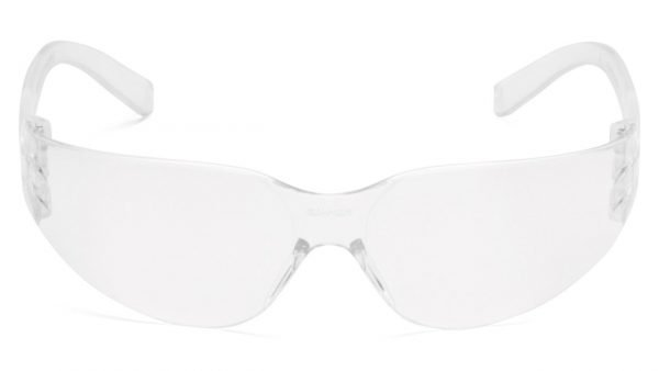 Pyramex MINI INTRUDER Safety Glasses Clear Frames and Lens
