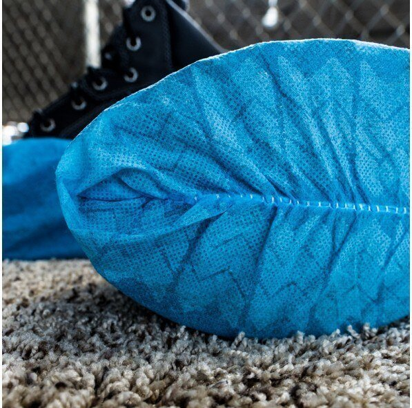Shoe Covers 100 Pair