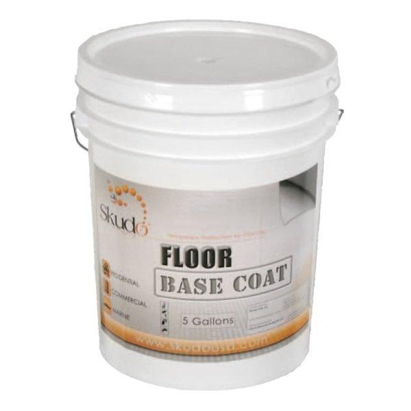 Skudo Concrete Base Coat 5 Gallon Bucket for Surface Protection Mat