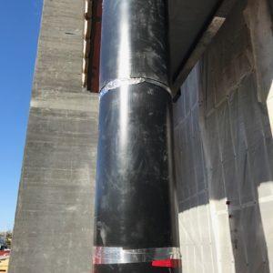 Skudo Flexible Protection Board Column Guard