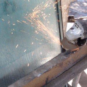 Skudo Temporary Window Protection Glass Advanced 2 Gallon Pail