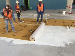 Skudo Temporary Surface Protection Heavy Traffic Commercial Mat