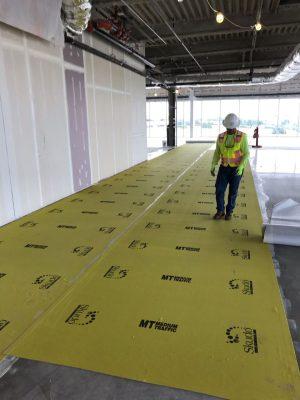 Skudo Temporary Surface Protection Medium Traffic Commercial Mat