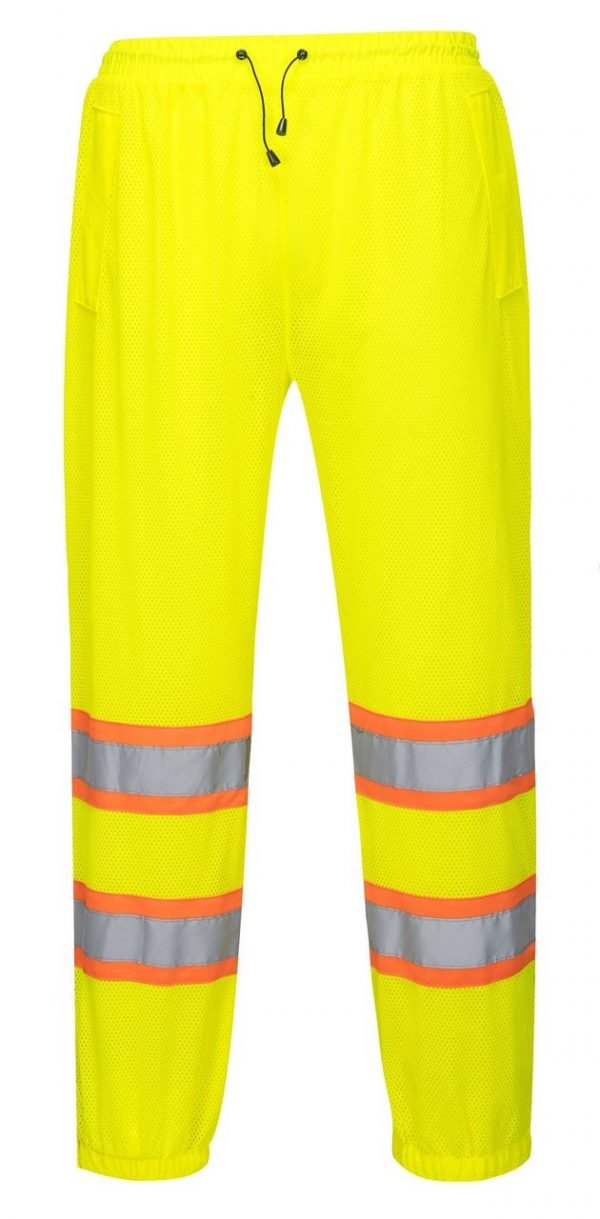 JSP Mesh Overpants Yellow