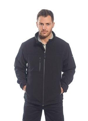 JSP Softshell Jacket Black