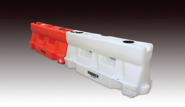 "Yodock 2001MB 6' X 18"" X 32"" Barricade 85lb Orange"