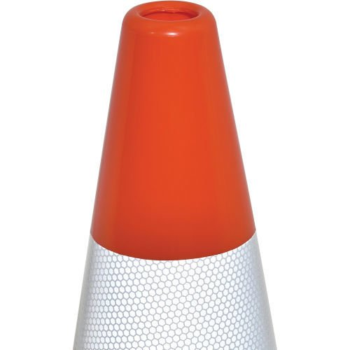 """Traffic Cone 18"""" with Reflective Collars"""