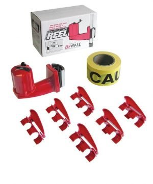ZipWall Caution Tape Reel Pack - RLPK