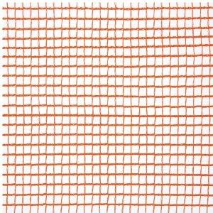 Orange Fire Rated Debris Netting Orange - 4 ft. x 150 ft.