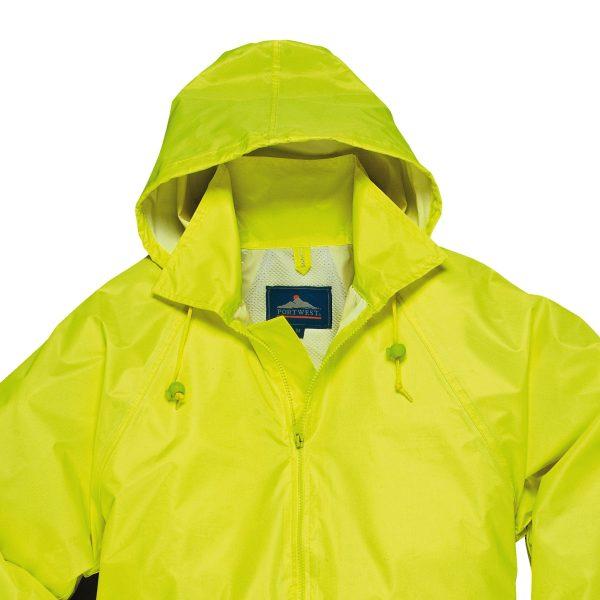 Classic Rain Jacket Yellow