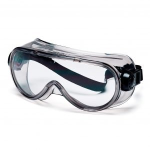 Pyramex G304 H2X Chemical Resist Goggles