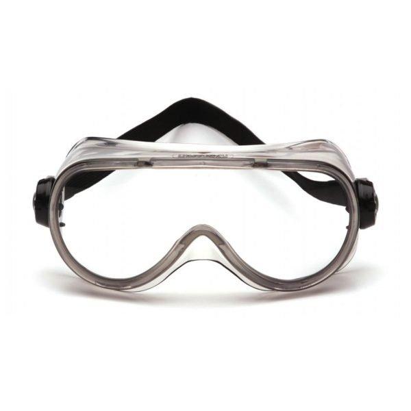 Pyramex G304 H2X Chemical Resist Goggles