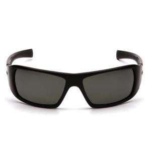 Pyramex GOLIATH Polarized Safety Glasses Black