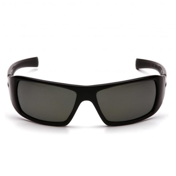 Pyramex GOLIATH Polarized Safety Glasses Black
