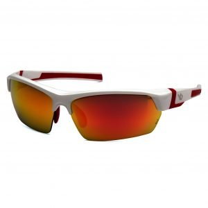 Pyramex TENSAW Polarized Safety Glasses Red & White