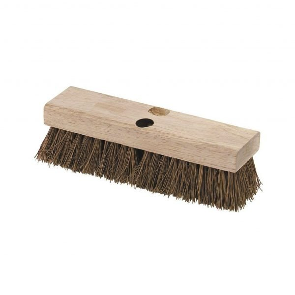 "10"" Deck Scrub Brush"