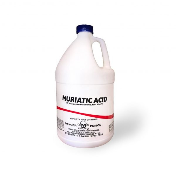 1 Gal Muriatic Acid