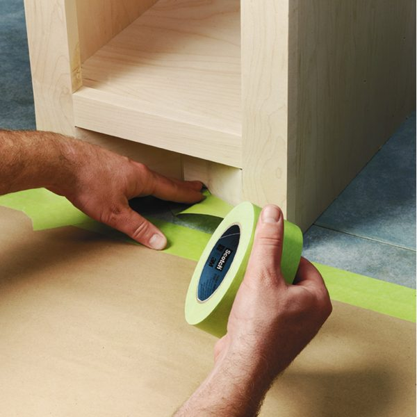 3M Green Tape 2060 - 1.88 in x 60 yd