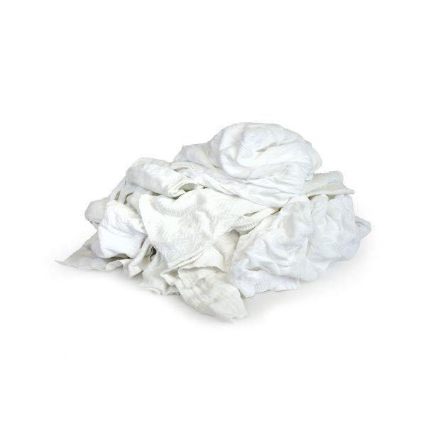 4 lb White Rags