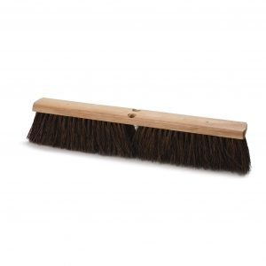 "Brown 24"" Garage Floor Broom"